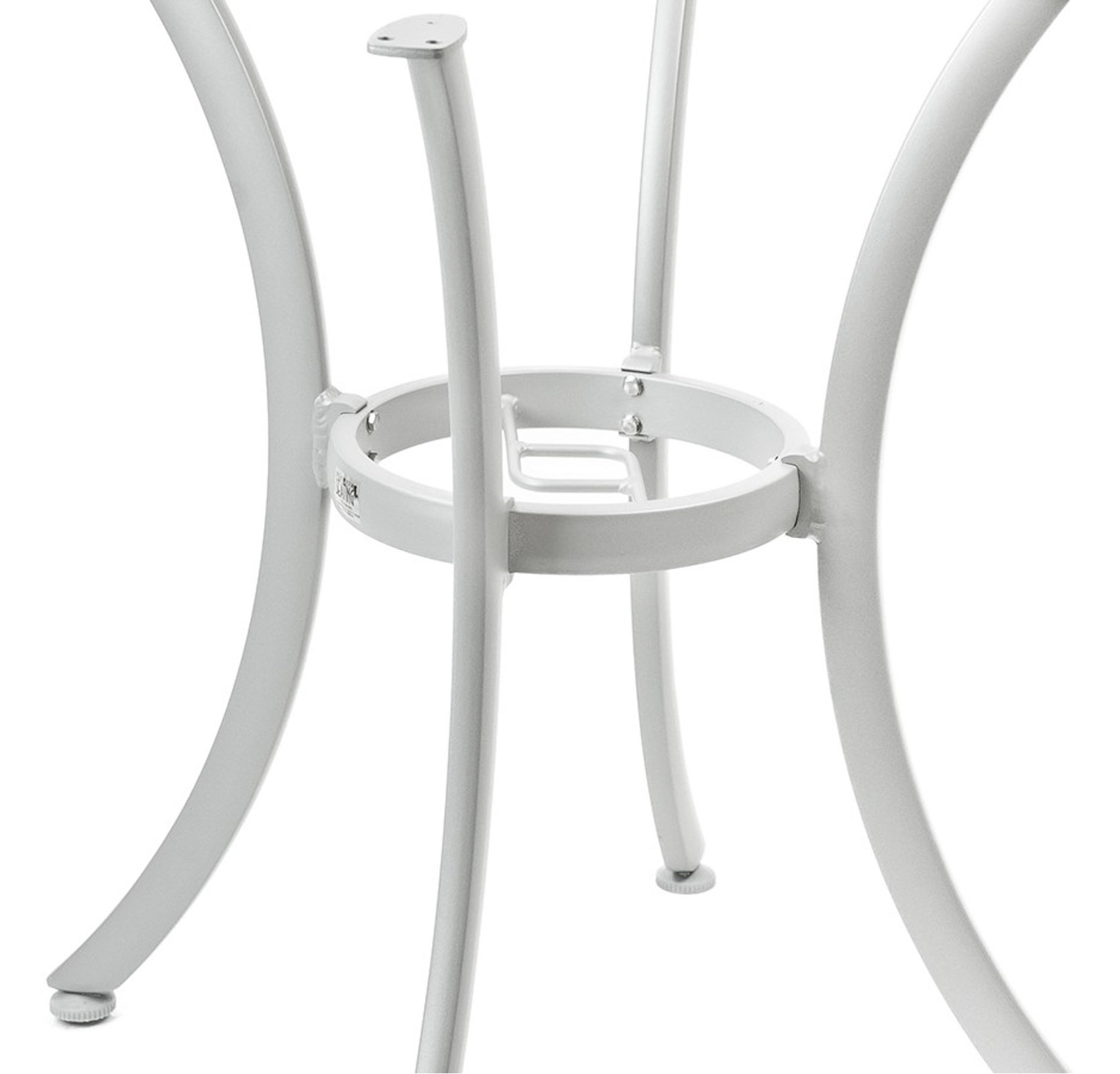 4 Leg Outdoor Table Bases Sal1316 For Commercial