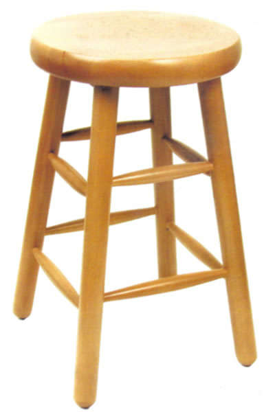 24 Inch Backless Bar Stool Sb24b Commercial Restaurant