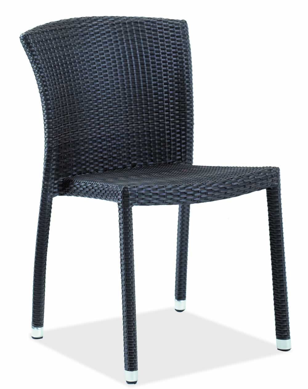 Biscayne Bay Wicker Side Chair Sw10c Commercial Restaurant