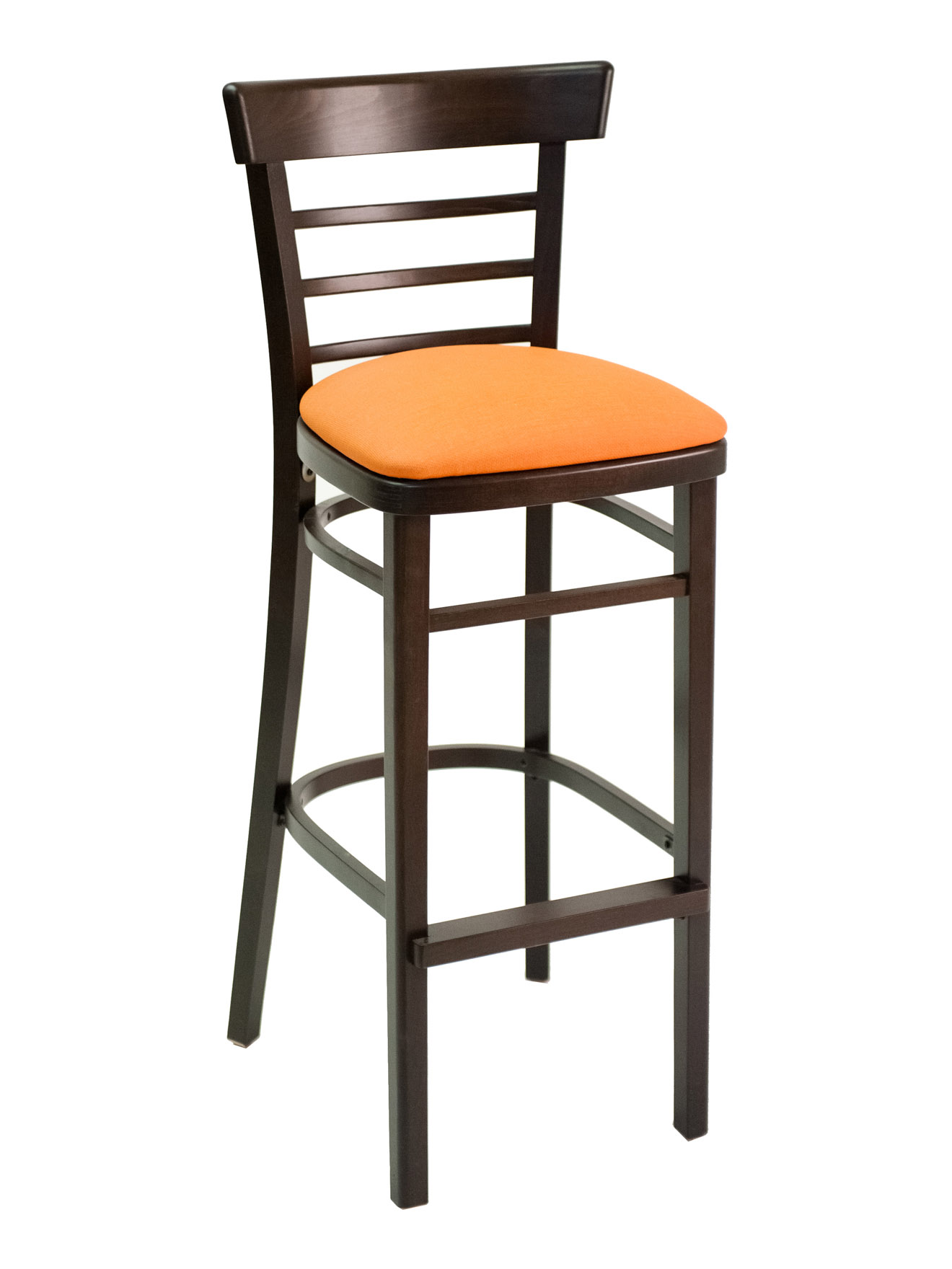 Tremendous Economy Ladder Back Bar Stool Ncnpc Chair Design For Home Ncnpcorg
