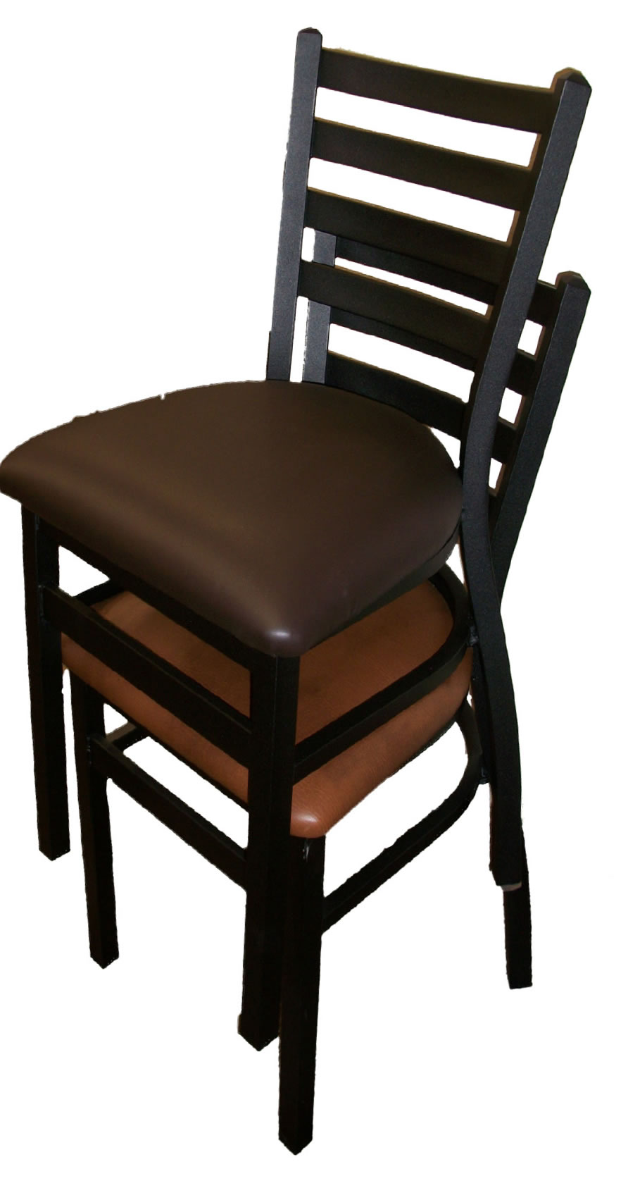 Stackable Ladderback Dining Chair OSST2160C commercial ...