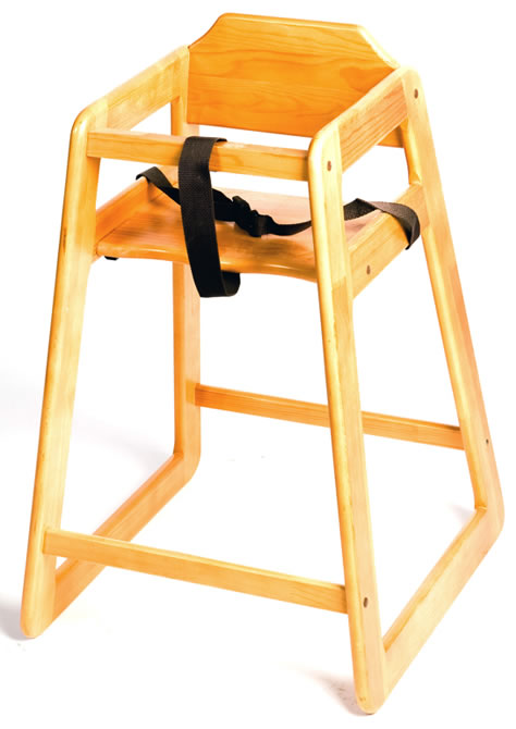 Standard Height High Chair